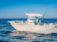 2021 Sea Pro 239 DLX Deep-V Center Console