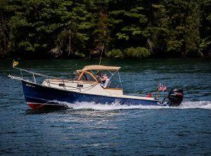 2007 Seaway 24 Seafarer