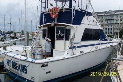 1978 Bertram Sport Fisherman