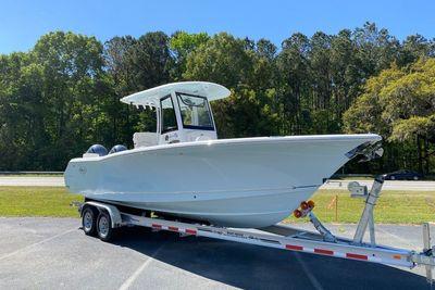 2021 Sea Hunt SH 27 Gamefish FS