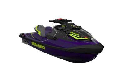 2021 Sea-Doo RXT®-X® 300 Midnight Purple