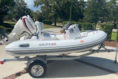 2015 Skipper Tender