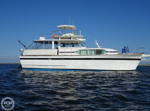 1974 Chris-Craft 55 Roamer Flush Deck MY