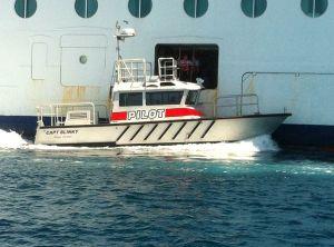 2012 Pilot Metalcraft Kingston Pilot Boat
