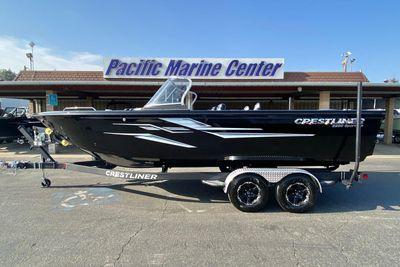 2021 Crestliner 2250 Sportfish w/ 250HP Mercury Verado!!