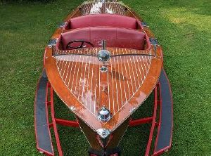 1937 Chris-Craft Runabout Deluxe