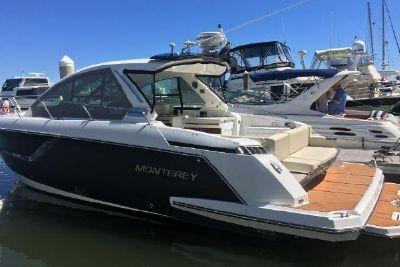 2016 Monterey 360 Sport Coupe