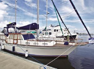 Nauticat 36 Pilothouse Ketch Motor Sailer boats for sale