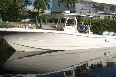 2017 Key West Billistic 351 Center Console
