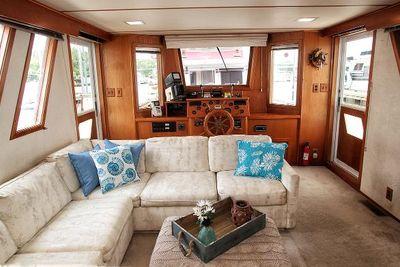 1991 Lazy Days 62' Houseboat