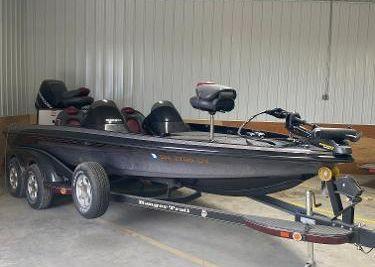 2006 Ranger 520VS