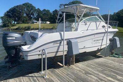 2003 Seaswirl Striper 2901 Walkaround