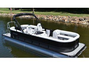 2021 Bentley Pontoons Elite 253 Swingback Dual Captain
