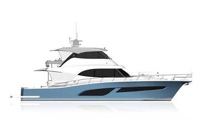 2024 Riviera 64 Sports Motor Yacht
