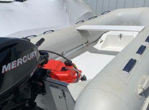 2011 Mercury Inflatables 330