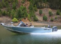 2021 North River Seahawk Outboard 21'