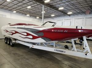 2006 Force offshore 32 Cat