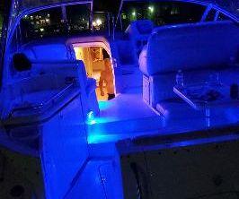 2001 Cruisers 3470 yacht