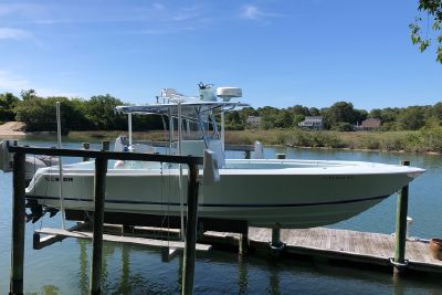 2016 Contender 32T w/Cobia half-tower