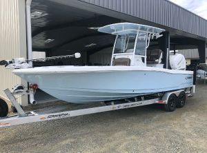 2021 Crevalle 26 Bay