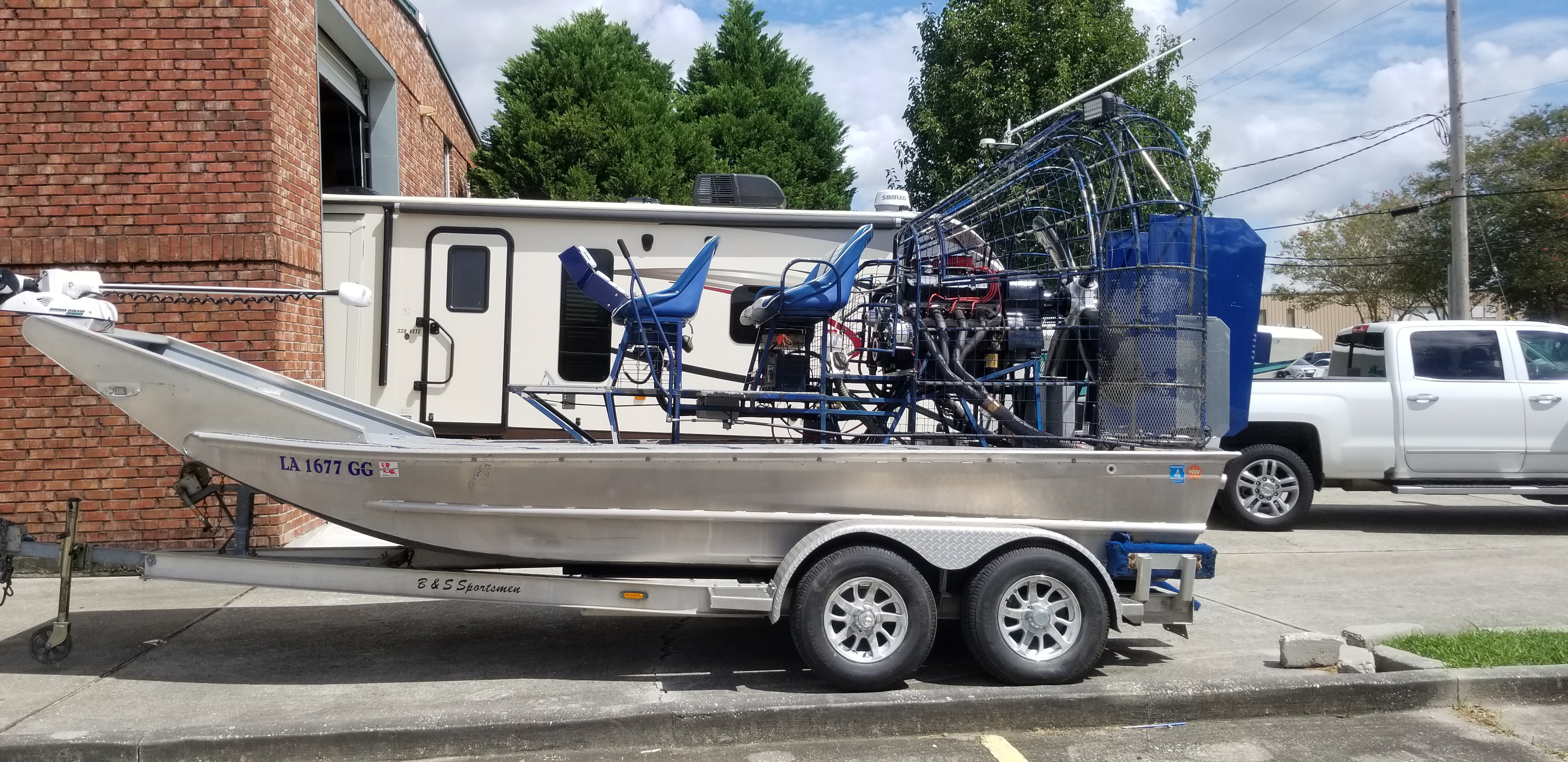 Airboat for sale - Boat Trader