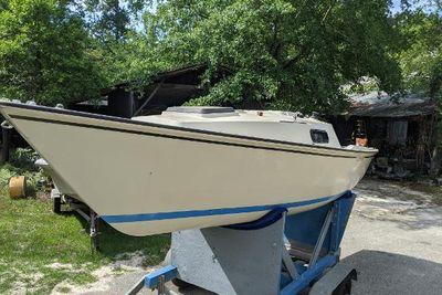 1980 Boston Whaler Harpoon 6.2
