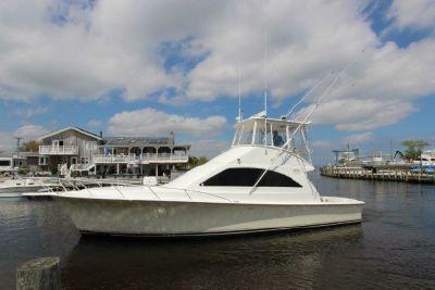 2002 Ocean Yachts 43 Super Sport