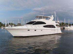 2002 Hatteras 63 Raised Pilothouse Motor Yacht