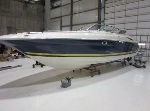 2001 Monterey 298S Bowrider