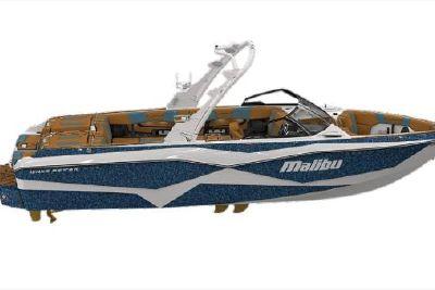 2022 Malibu Wakesetter 25 LSV