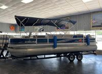 2014 Sun Tracker Fishin' Barge 24 DLX