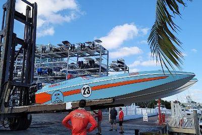1999 Ocean Express 25 sport