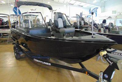 2022 Crestliner 1650 Fish Hawk Walk-through JS