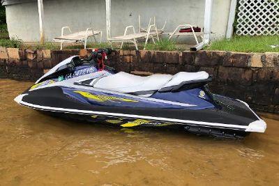 2017 Yamaha WaveRunner VX Deluxe