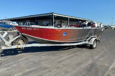 2005 Fish Rite 20 GUIDE SLED