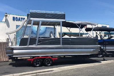 2021 Avalon 2585 Catalina Funship