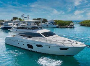 2012 Ferretti Yachts 620 fly
