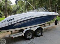 2006 Yamaha Boats SX210