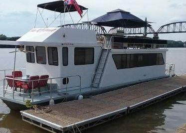 2003 Custom Custom River City 50'