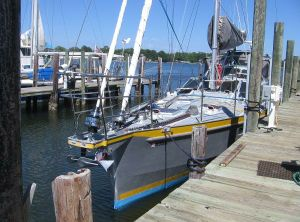 2014 Aluminum Cruiser Expedition Sailing Vessel 53