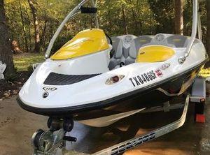 2009 Sea-Doo Sport Boats 150 Speedster
