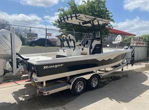 2019 Ranger 2510 Bay