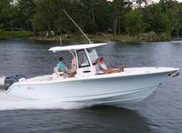 2022 Sea Hunt Gamefish 27 with Coffin Box
