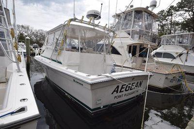1996 Dawson Yachts 29 Sportfish