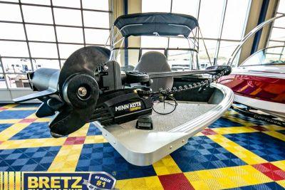 2021 Smoker Craft Pro Angler XL 182 XL