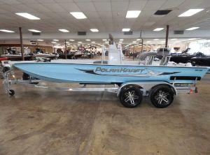 2021 Polar Kraft Bay Boat 210