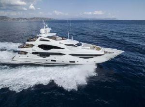 2022 Sunseeker 131 Yacht