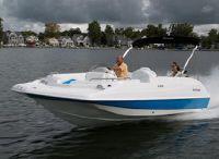 2021 Hurricane SunDeck Sport 202 OB