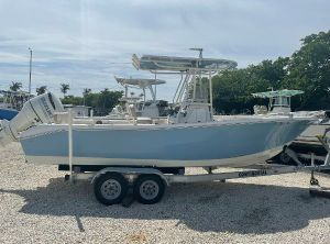 2017 Sea Chaser 24 HFC