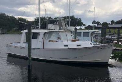 1981 Ontario Yachts Great Lakes 33